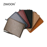ZIMOON Case For IPad Air 1 2 Luxury PU Leather Fold Cover For Apple IPad Air