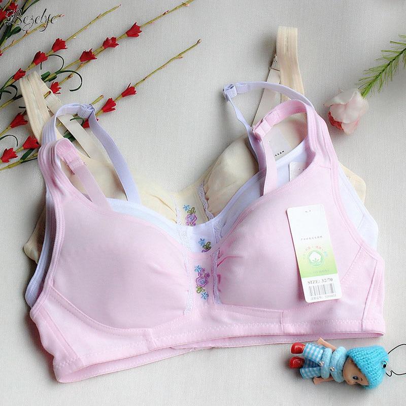 Mädchen Unterwäsche BH Baumwolle Unterwäsche für Mädchen Spitze - Kinderkleidung - Foto 1