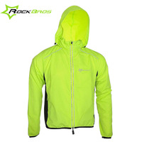 Rockbros Cycling Raincoat 2015 Ropa Ciclismo Bicycle Breathable Waterproof Windproof Rain Clothing Mountain Bike Cycling Jacket