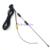 5 unidades 4 G 5 dbi antena LTE LTE aérea 698-960 / 1700 - 2700 Mhz base magnética RF SMA RG174 3 M 15 cm SMA para mujer a IPX 1.13 cable