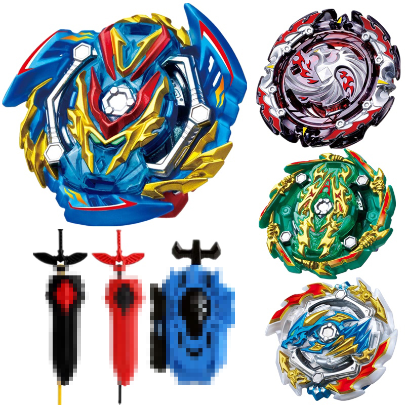 Latest hot sale <font><b>Beyblade</b></font> <font><b>Burst</b></font> B-131 B-135 B-139 B-140 Toupie Bayblade <font><b>bursts</b></font> Metal Fusion God Spinning Top Bey Blade Blades Toy image