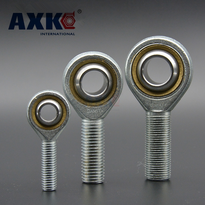 2018 New Arrival Ball Bearing 4pcs/lot 20mm Male Right Hand Thread Rod End Joint Bearing Metric M20x1.5mm Sa20t/k Posa20 M20 free shipping 4pcs lot sq6 sq6rs 6mm ball joint rod end right hand tie rod ends bearing sq6rs