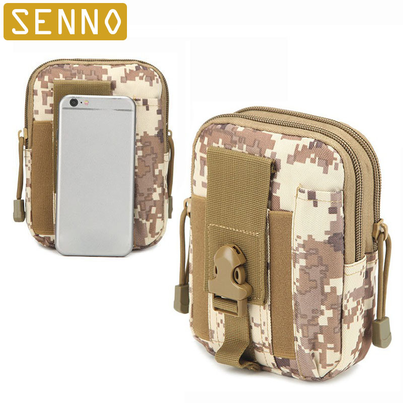 Tactical Bag For Medicine Tools Waterproof Military Waist Camouflage Fanny Pack Outdoor Camping Emergency Kits Small Sport Pouch