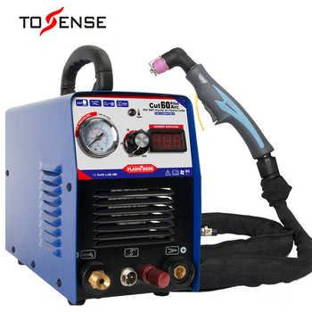 60A IGBT Air Plasma Cutter Machine CNC Compatible- Pilot Arc Power UP 1-18mm DIY - DISCOUNT ITEM  32% OFF All Category