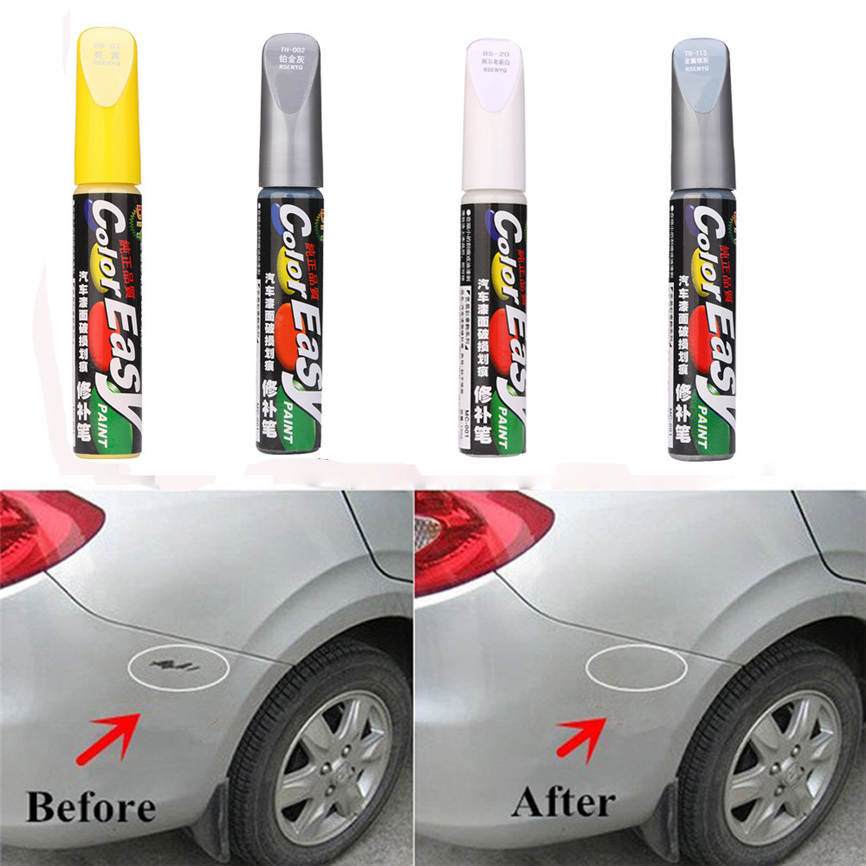 Car Scratch Repair Pen Colors Auto Car Coat Paint Pen Touch Up Scratch Clear Repair Remover Remove Tool Dropshipping May#5