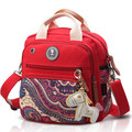 Promotion! Baby Nappy Bag Multifunctional Baby Diaper Bag Mommy Bag Backpack Fashion Women Tote Bag