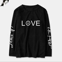 LUCKYFRIDAYF 2018 Lil Peep R I P Long Sleeve T Shirt Men Women Cotton Spring Fashion