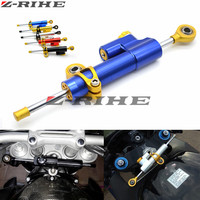 CNC Damper Steering StabilizerLinear Reversed Safety Control Over For Honda CB 599 919 400 CB600 HORNET CBR 600 F2 F3 F4 F4i