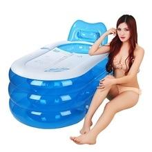 방공유 풍선 목욕탕 성인용 욕조 사우나 플라스틱 풍선 목욕탕 욕조 목욕 가운 욕조 바구니