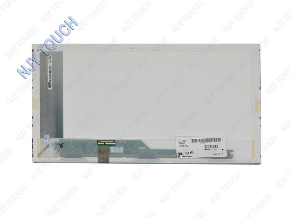 HDMI USB AV VGA ATV PC T. V56.031 kit de carte contrôleur LCD Plus 15.6 pouces 1366x768 LP156WH4 TLA1 Kit de moniteur LVDS - 3