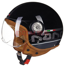 Free shipping BEON B110 open face 3 4 motorcycle Motorbike Casco Capacete helmet Jet Vintage Retro