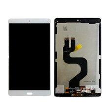 8,4 дюймов для huawei MediaPad M3 BTV-W09 BTV-DL09 ЖК-экран с сенсорным экраном дигитайзер сборка черный гибкий кабель