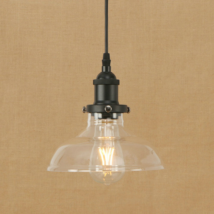 IWHD Lamparas Glsaa LED Hanging Lamp Vintage Industrial Lighting Pendant Lights Edison Style Bedroom Kitchen Light Fixtures iwhd vintage hanging lamp led style loft vintage industrial lighting pendant lights creative kitchen retro light fixtures