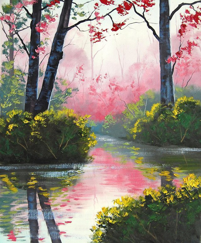 Popular Modern Landscape Artist-Buy Cheap Modern Landscape Artist ...