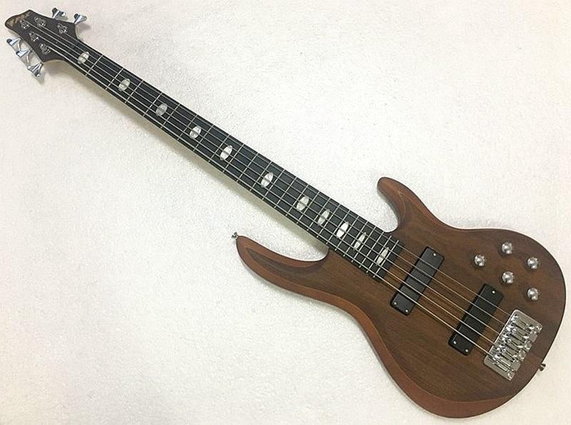 Bolt cou active 5 cordes basse guitare professionnel guitare basse