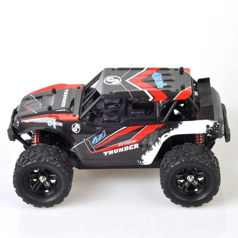 HS 18311//18312 1//18 35km//h 2.4G 4CH 4WD High Speed Climber Crawler RC Car Toys