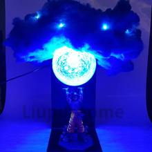 Dragon Ball Z Table Lamp Action Figure Toy