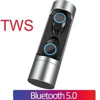 TWS Mini Wireless Headphones 5.0 Auriculares Bluetooth Inalambric Earphone Stereo HiFi Headset With Micphone Earphones Earbuds