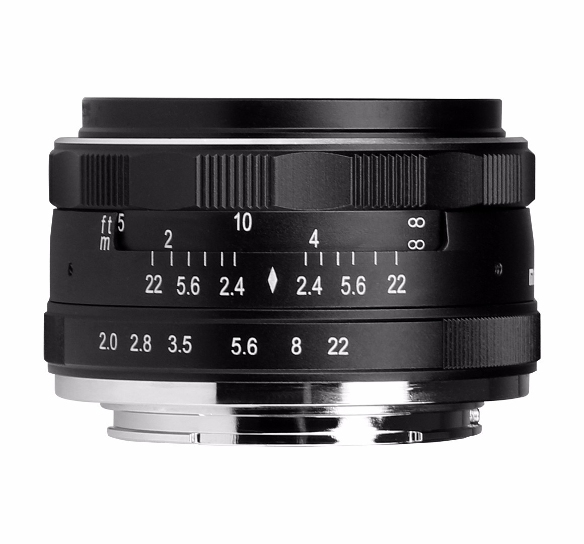 Meike MK-EM-50-2.8 50mm f2.8 For Large Aperture Manual Focus lens APS-C For Canon for EOS M1 M2 M3 CameraMeike MK-EM-50-2.8 50mm f2.8 For Large Aperture Manual Focus lens APS-C For Canon for EOS M1 M2 M3 Camera