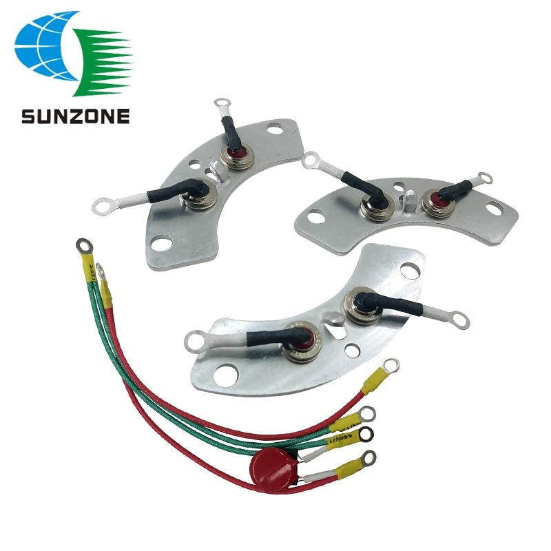 Rotating Diode T30 Bridge Kits Rectifer T30 For Mecc Alte Alternator 3 pcs per Set T30