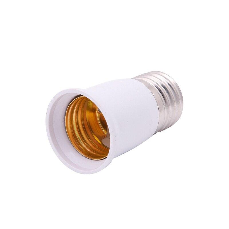 1Pc 65mm E27 To E27 Socket Extension Base Bulb Adapter Converter Holder in Lamp Holder Converters from Lights Lighting
