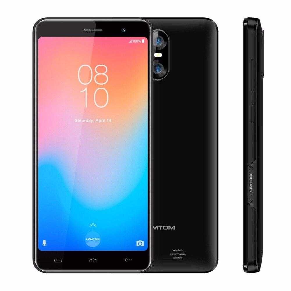 HOMTOM C13 Android GO Smartphone 1GB RAM 8GB ROM MT6580M Quad Core 2750mAh Cellphone Dual SIM WCDMA 3G 5.0inch FHD Mobile PhoneHOMTOM C13 Android GO Smartphone 1GB RAM 8GB ROM MT6580M Quad Core 2750mAh Cellphone Dual SIM WCDMA 3G 5.0inch FHD Mobile Phone
