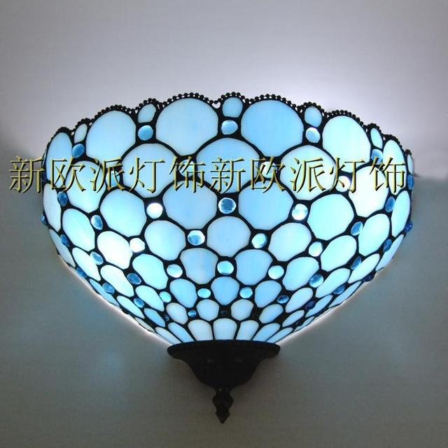 blues home lighting ideas wall lights mediterranean shellfish sector