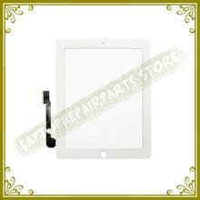 Nuevo Grado AAA + Para El Ipad de Aire Para El Ipad 5 Pantalla Táctil Digitalizador Cristal del Panel Frontal A1474 A1475 A1476 Reemplazo