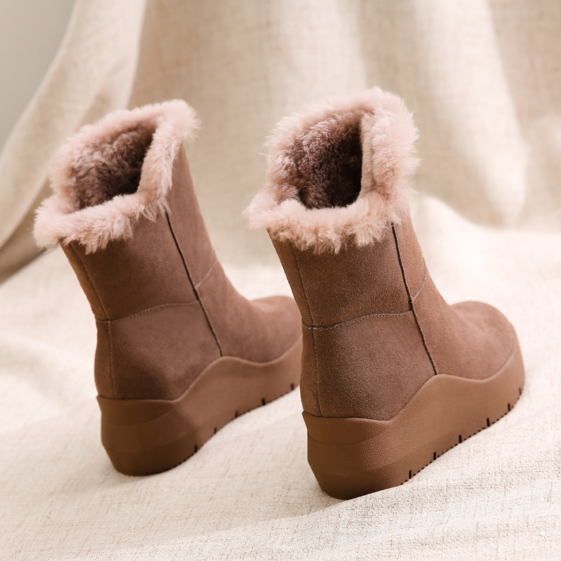 9313P the new low bow ugg boots with female boots and wool warm-in ... e29c9b3cf65c