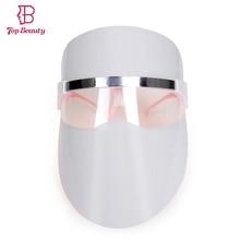 LED Skin Rejuvenation Photon Mask Light Therapy Acne Remover