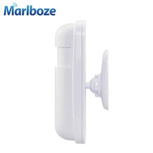 Image 4 - 5 chiếc Marlboze 433 Mhz Thông Minh Không Dây cảm biến Hồng Ngoại CẢM BIẾN Chuyển Động Báo cho PG103 Nhà An Ninh WIFI GSM 3G GPRS hệ thống Báo Động