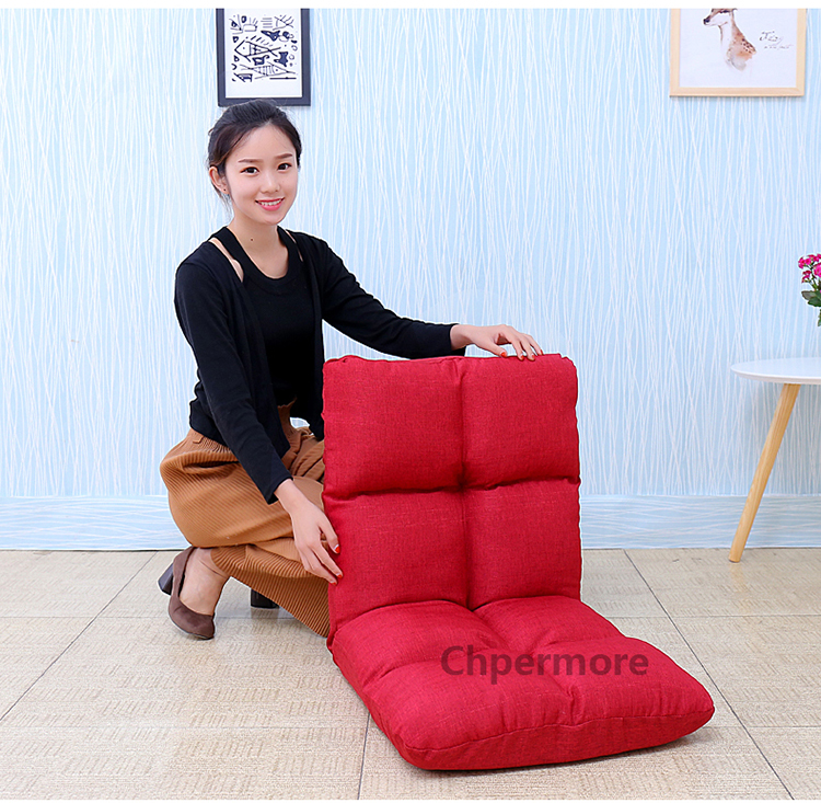 Chpermore Lazy Sofa Comfortable Foldable Living Room Leisure Sofa Hotel Single Tatami Japanese Chair Bed Computer Chair With The Best Service Living Room Furniture Home Furniture