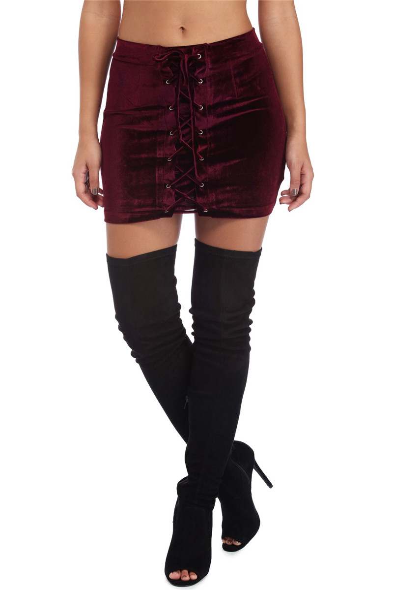 Compare Prices on Vintage Velvet Skirt- Online Shopping/Buy Low ...