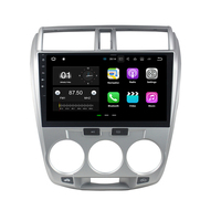1024 600 10 1 Inches Head Unit For Honda CITY 2006 2013 Android 7 1 2