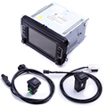 Lecteur USB Voiture CD RCD510 5ND035190A et AUX Plug & Cabos et Código CD MP3 Deitar VW Jetta Golf Passat Touran Scirocco