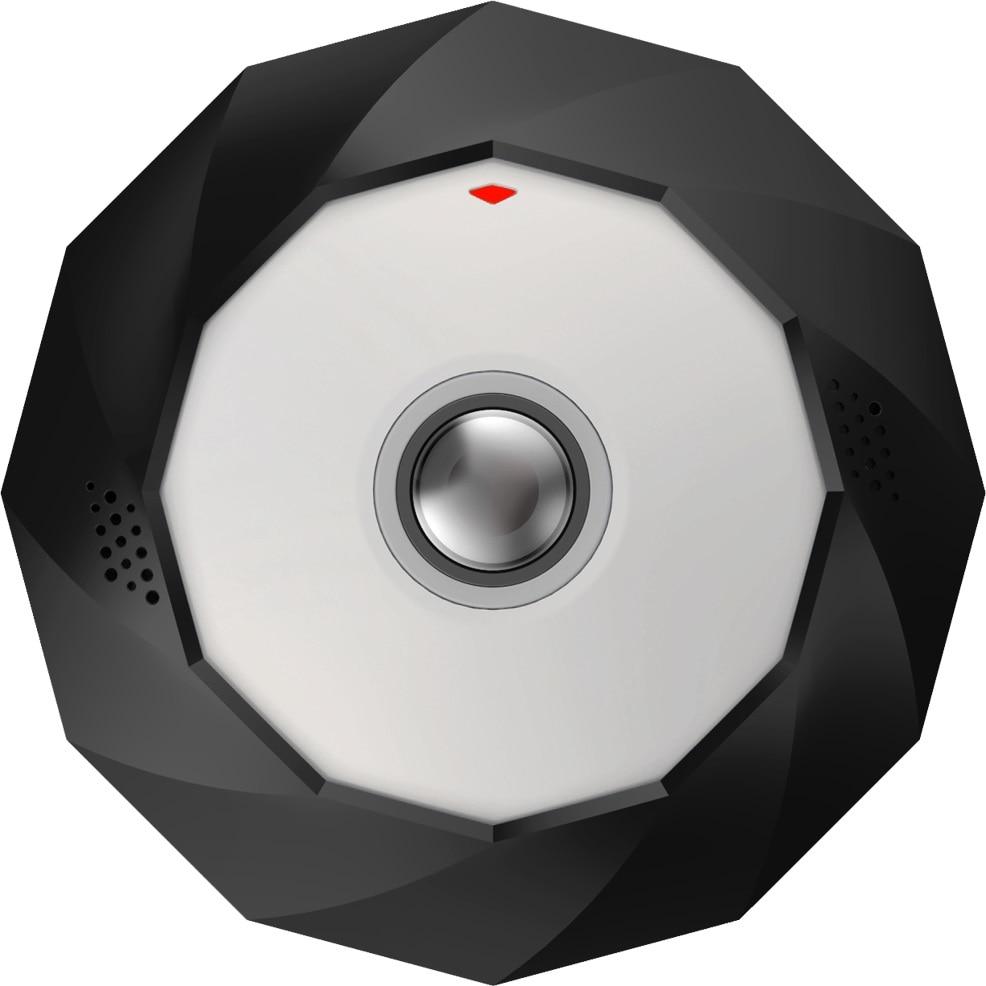 bilder für Yunch 130 watt/300 watt 360 180-grad-panorama-kamera fisheye netzwerk ip cctv-kamera unterstützung smart handyansicht fern besuch wifi