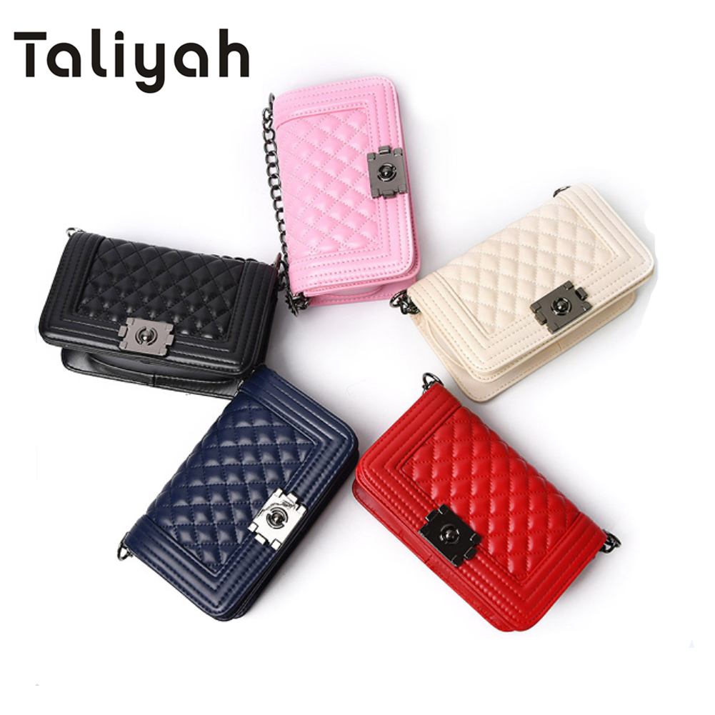 Taliayh Luxury Handbags Women Bags Designer Vintage Summer Brand Chain Evening Clutch Bag Female Messenger Crossbody Bags 8805