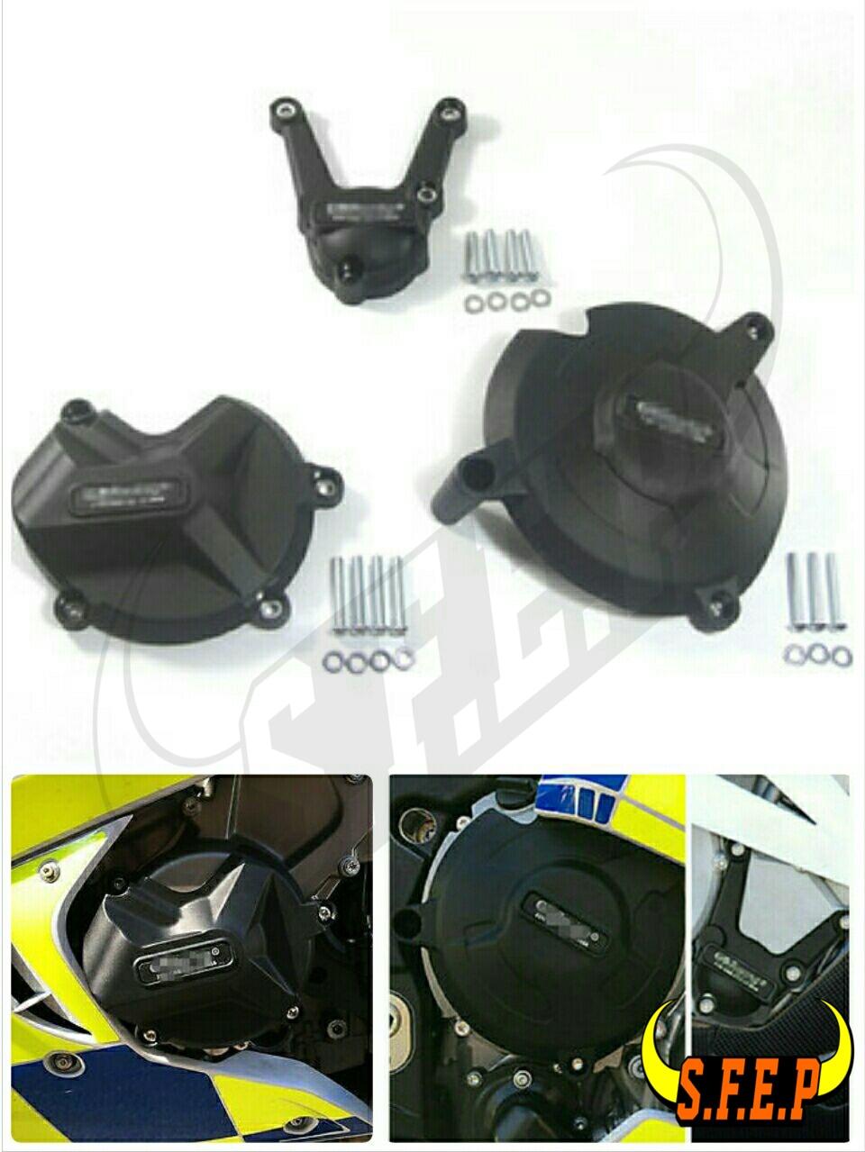 Motorrad Motor Fall Schutz Schutz Abdeckung Gb Racing Fur Bmw S1000r