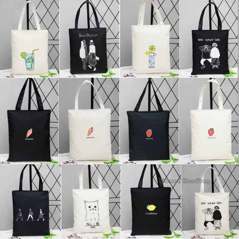 Women Corduroy Shoulder Shopping Bag Tote Package Crossbody Bags Satchel Handbag Lady Crossbody Foldable Reusable Shopping Bag