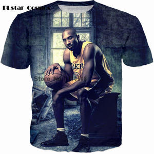 97a11f88d495 PLstar Cosmos Clothing T-shirts star Print 3D 2018 t shirt