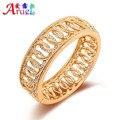 fashion women gold plated bangles jewelry luxury wedding crystal rhinestone big pulseira cuff bracelets & bangles for women girl