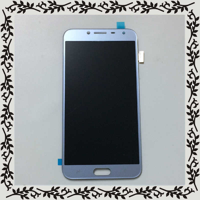 Do Samsung Galaxy J4 2018 LCD J400 SM-J400H J400M J400G J400FN J400F LCD panel wyświetlacza + ekran dotykowy moduł digitizera ekranu