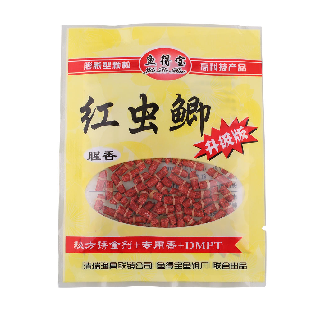 One bag red fishy smell smell fish lures grass carp for Does fish oil make you smell