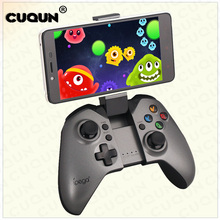 New PG-9062 Dark Fighter Multimedia Wireless Bluetooth Game Controller Gamepads for Android iOS For iPhone Samsung Galaxy