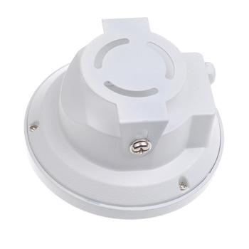AZISHN cámara IP panorámica 720 P/960 P/1080 P amplio ángulo de ojo de pez 5MP de 1,7 MM de la lente CCTV Indoor ONVIF 6 ARRAY LED infrarrojos Cámara PoE