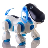 RC Smart Storytelling Sing Dance Walking Talking Dialogue Robot Dog Pet Toy for Children Electronic robots