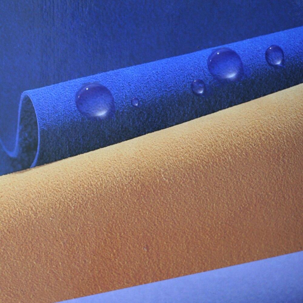 Tapisserie d'ameublement d'épaisseur de 1.4 MM et tissu de suède fin ultra-microfibre des véhicules à moteur
