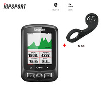IGPSPORT 618 Color Screen Computer ANT+ GPS Velocimetro Bike Ciclismo Bluetooth Wireless Stopwatch Cycling Bicicle Speedometer