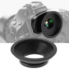 Резиновый окуляр наглазник для Nikon DK-19 DK19 D3s D4 Df D810 D700 камера EY