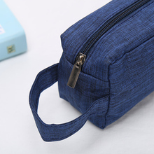 Sport Zip Toiletry Bag Casual Travel Cosmetic Phone Pouch Cases Handbag Organizer Accessories